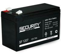 Аккумулятор свинцово-кислотный 12V 7A